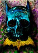 Batman-Skull