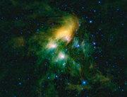 プレアデス星団(M45、すばる)