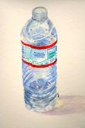 Bottle half full
