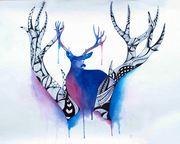 Deer Inked