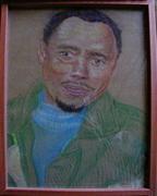 Portrait from Maestro Erasmo Gomez Di franca said Kickerhñho