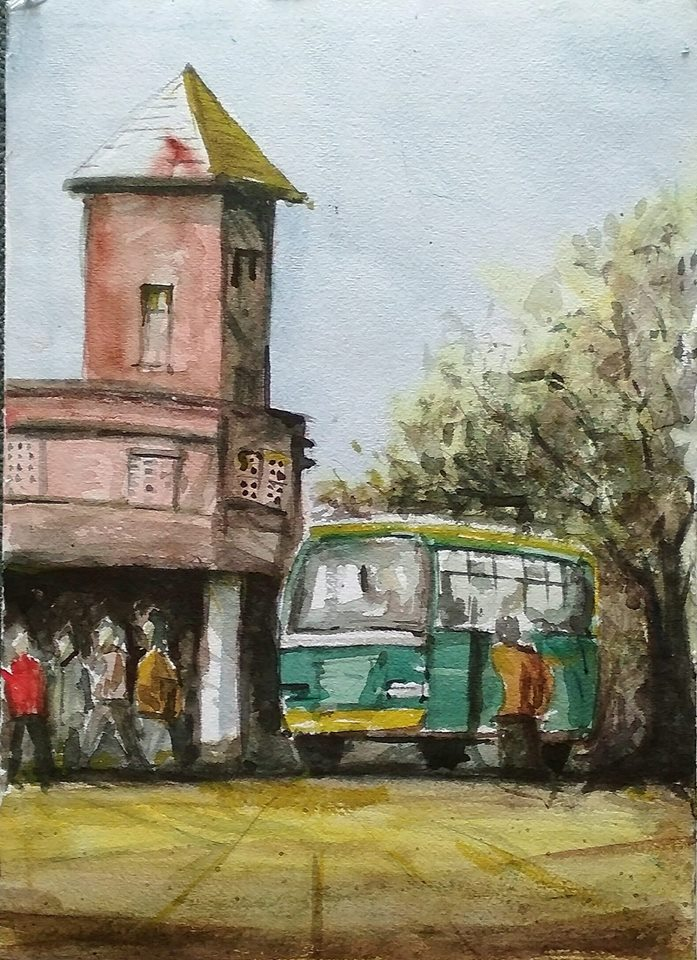 bus-stand