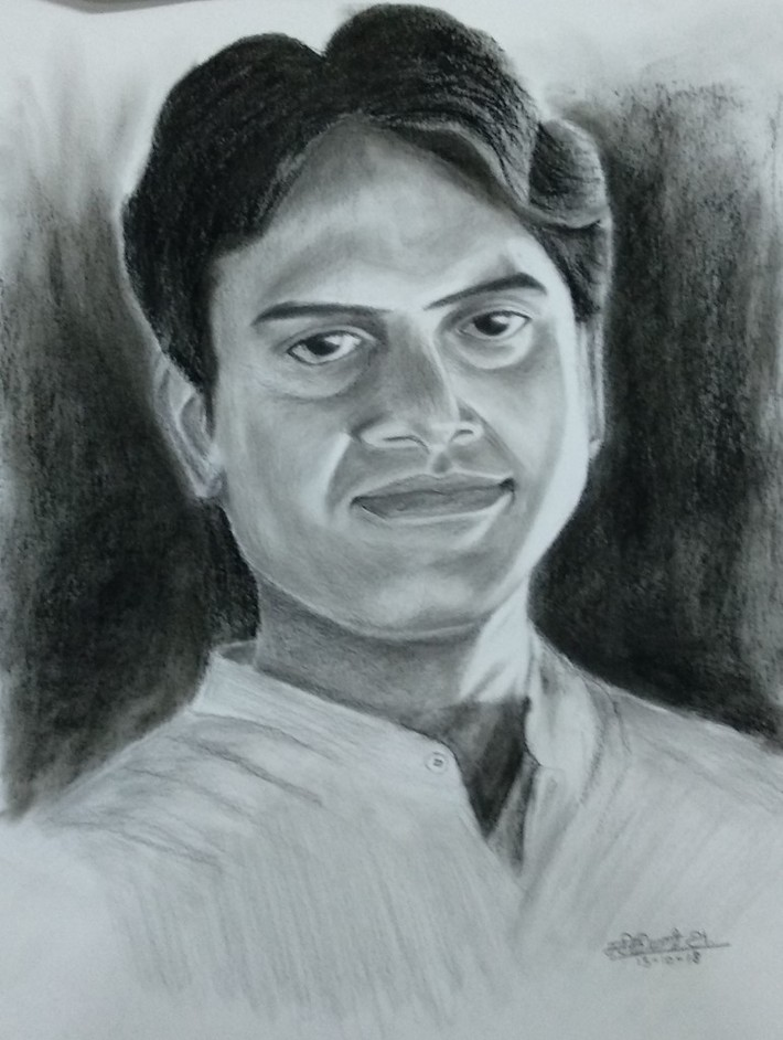 Commissioned Portrait.