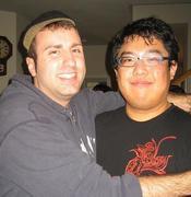 My flatmate Joel