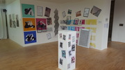 NOW at the Ply Gallery today and tomorrow @hthartscentre