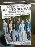"""German is fun"""