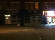 Ayrton windows - Tottenham lane