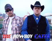 The original lineup, The Country/Rock duo The Howboy Catts!!