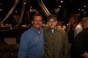 Don Quinn and Justin Timberlake