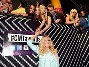 Red Carpet CMT Awards