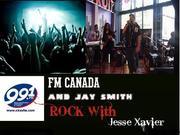 J.X.B Jamming Canada 99.1 fm radio