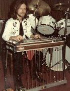 Playing the Steel Guitar!