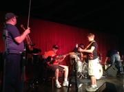 Rehearsal Nashville Palace For Rockabilly Saturday Night Concert