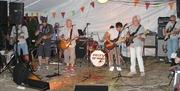 Caerleon Arts Festival in July 2014