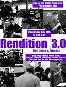Rendition 3.0 Promo 1