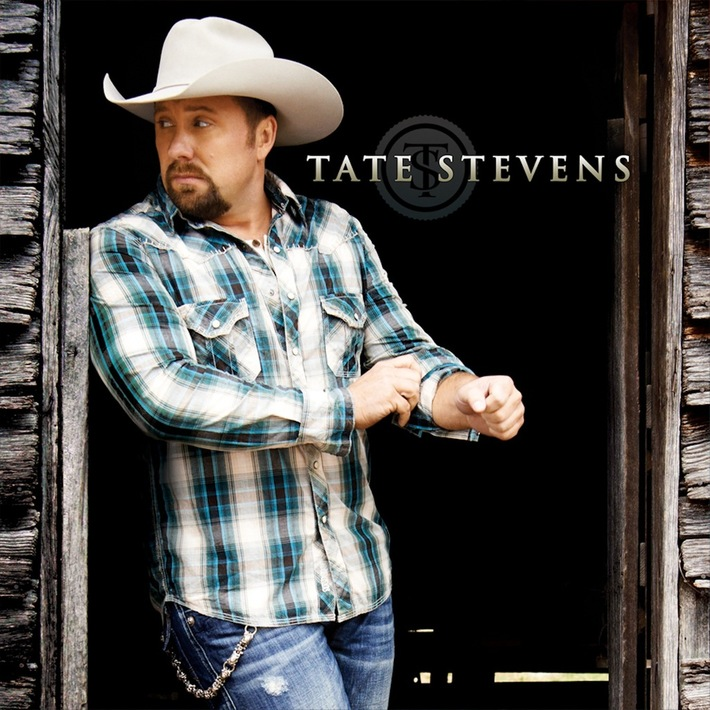 Tate Stevens LP Front Cover