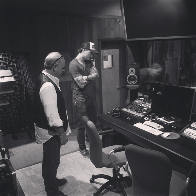 In the studio QCA