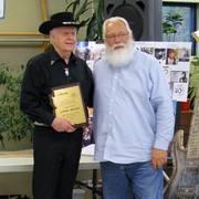 Johnny Western and Ed Gary