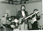 Ed Gary Band Early 80's