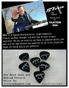 B-FORCE Guitar Picks BAMIL Signature