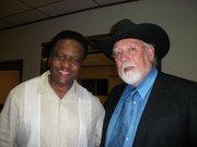 Stephen Pride and Ed Gary in Brenham, Tx