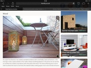 One of our small roof terraces featured on Homify.