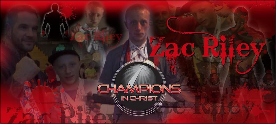 Zac Riley - Champion In Christ