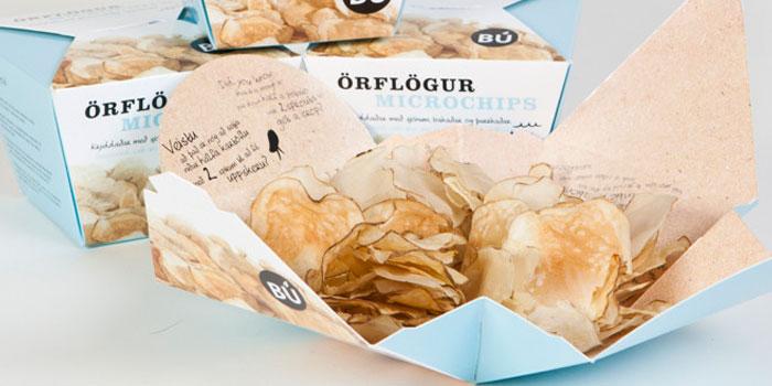 Orflogur Microchips Design