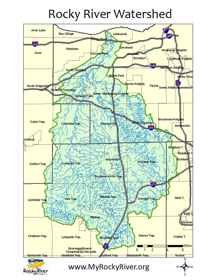 The Rocky River Watershed
