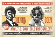 Quentin Tarantino VS Coen Brothers