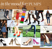 In The Mood For  Pumps
