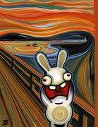 Bunny scream