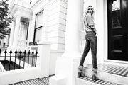 Kate Moss for Liu Jo Campaign Fall 2012