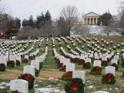 Wreaths Across America, December 14, 2013