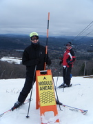 Brian and Mike at Okemo
