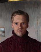 Self-Portrait, Late October