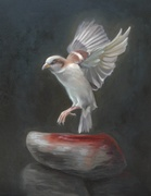 """""""Altar,"""" Oil on Canvas, 16x20"""" 2014"""