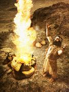 Elijah's Offering