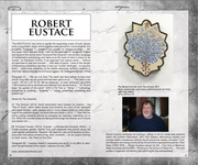 Robert Eustace... My insert on pp. 30-31 from 'The ENCYCLICAL Catalogue'