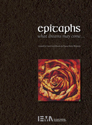 Robert Eustace... Cover of the Exhibit Catalogue: 'Epitaphs... What Dreams May Come'
