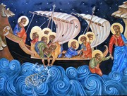 boat with Disciples