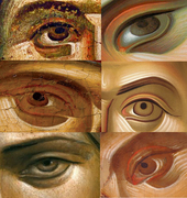 eyes to paint