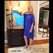 BlueIsn'tBlue Tunic Dress