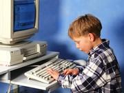 cibernáuta infantil