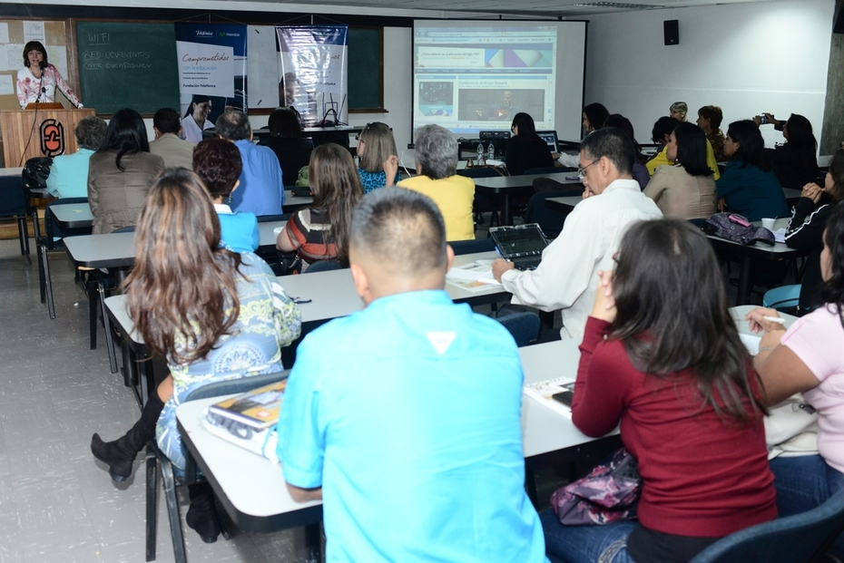 Presencial Tema 5 en la UCV de Caracas