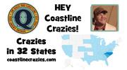 Crazies in 32 States plus DC