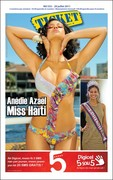 Anédie Azaël, Miss Haiti Universe 2011