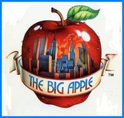 The Big Apple Comes to California