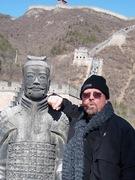 Bob @ Tera. Soldier @ Great Wall of China