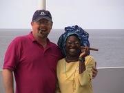 Bob & Hotel Receptionist, Bahia, Brazil